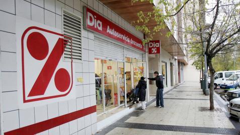 Dia compra 160 supermercados a Eroski por 146 millones de euros