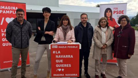 Esporrin apuesta por el uso abierto del centro Antzara de Mendillorri