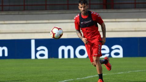 Rubén García, imposible en Segunda