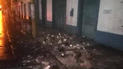 Un terremoto con epicentro en Perú deja un muerto y heridos en el país y en otros como Ecuador