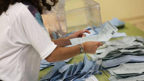 La noche electoral, en directo: todos los datos de las tres elecciones del 26-M, minuto a minuto