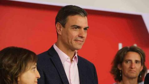 El PSOE vence en todas las CCAA salvo dos, pero no suma en Madrid y peligra Aragón