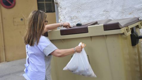 Mairaga premia el reciclaje de materia orgánica con 50 euros