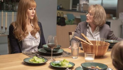 La segunda temporada de Big Little Lies con Meryl Streep llega este lunes a HBO.