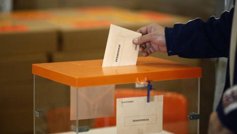 Navarra vota en las elecciones generales más inciertas de los últimos años