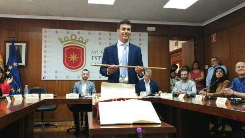 Gonzalo Fuentes Urriza, nuevo alcalde de Estella.