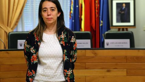 María Lecumberri (Barañáin):