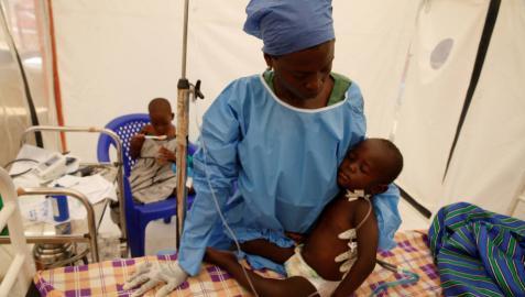 Más de 1.600 muertos por el brote ébola en la República Democrática del Congo
