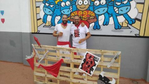 ¡Viva San Fermín!, a más de 2.000 km de Pamplona