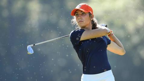 Elena Hualde, golfista: