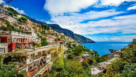 'Una noche en Amalfi' y en el corazón del autoengaño