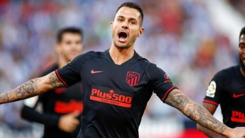 Vitolo pone fin al bloqueo del Atlético en Butarque