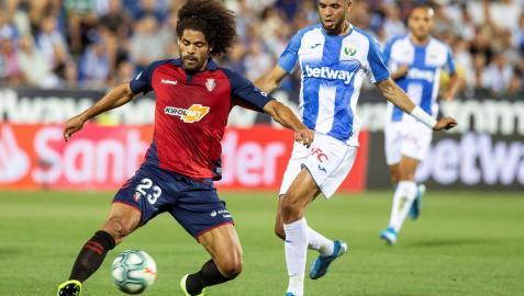 Aridane, ante la visita del Barcelona: