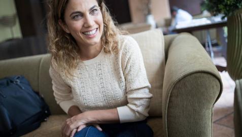 """Toni Acosta: """"Me veo montando series, soy intuitiva con los contenidos"""""""