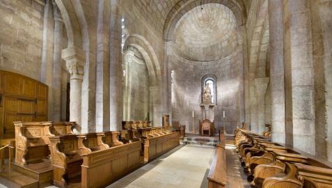 Leire, el monasterio de Navarra
