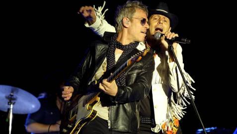 El grupo de rock Tequila actuará en Cascante el próximo 10 de mayo
