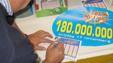 El Euromillones deja más de 25 millones de euros en Badalona