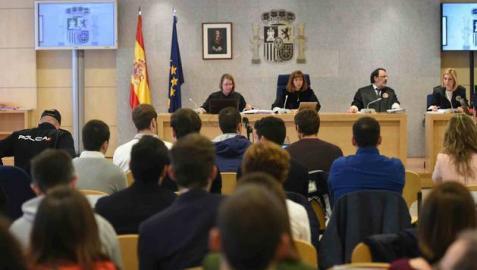 El alcalde de Alsasua niega un clima de terrorismo y critica la desproporción judicial