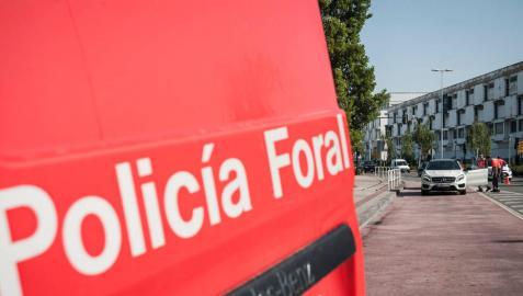 Confirman la sanción a un policía foral por expresiones despectivas