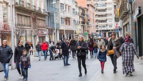 La población de la Ribera aumenta por segundo año consecutivo
