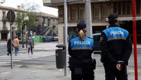 El Ayuntamiento de Tudela convoca una oposición para dos plazas de policía