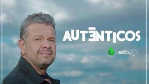 El cocinero Alberto Chicote presenta también el programa 'Auténticos'