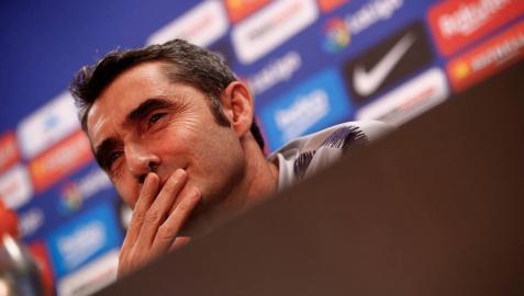 Valverde, sobre la frase de Carvajal
