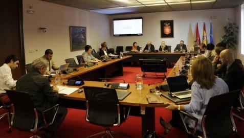 Comisión de Educación del Parlamento de Navarra