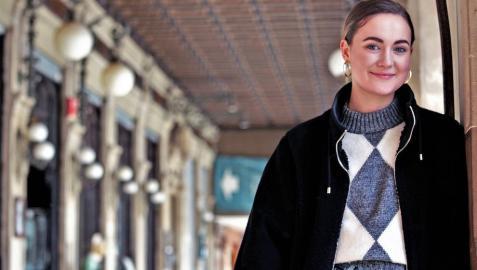 Leire Medina, una navarra a las puertas de OT 2020