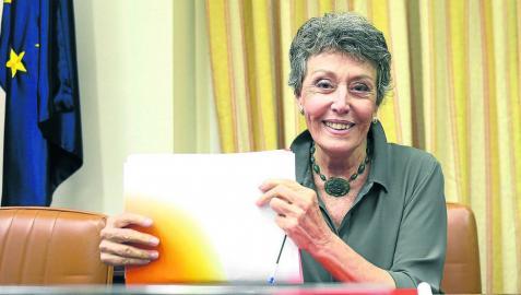 Rosa María Mateo justifica los ceses en RTVE por falta de confianza