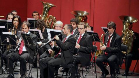 Concierto de Navidad de La Pamplonesa en el Gayarre