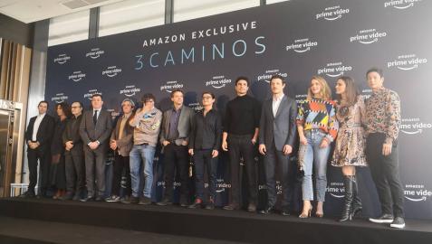 Leyre acogerá el inicio del rodaje de '3Caminos', la nueva ficción de Amazon