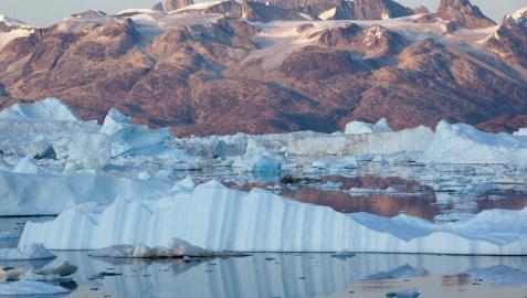 La desaparición del hielo ártico alterará la meteorología en el hemisferio norte