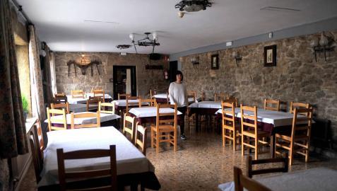 El restaurante El Maño reabre siete meses después de la riada