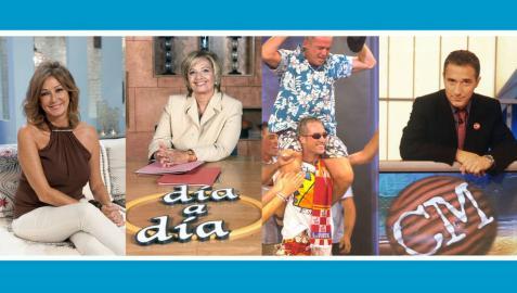 Telecinco celebra su 30 aniversario con contenidos especiales en sus programas