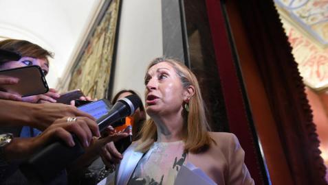 La Mesa del Congreso tumba la enmienda del PSOE para anular el veto del Senado
