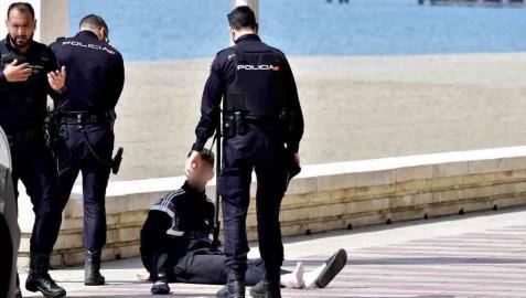 Incumplir el estado de alarma: de multa de 100 euros a penas de prisión