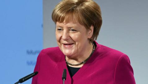 Merkel advierte que