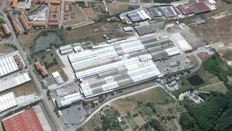 Planta de Hydro Extrusion en Irurtzun