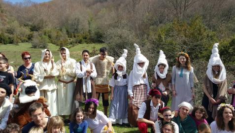 Las principales fiestas temáticas del verano, en el aire en Tierra Estella