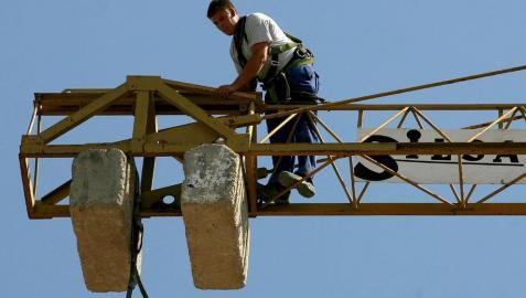 La siniestralidad laboral aumentó en Navarra el 1,6% durante 2013