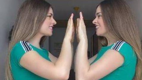 'Twin Melody', las gemelas guipuzcoanas que arrasan en TikTok