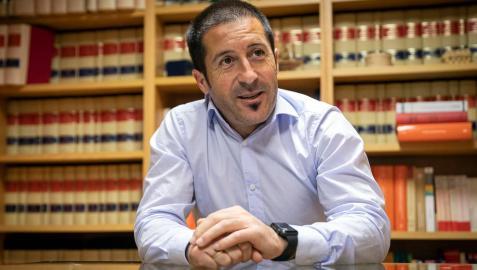 """Juan Carlos Castillo: """"La aplicación del nuevo Mapa Local se va a prorrogar"""