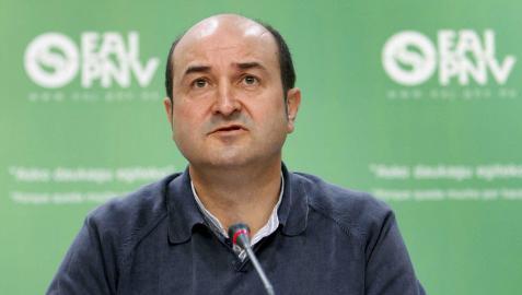 Andoni Ortuzar, elegido presidente del PNV para los próximos 3 años