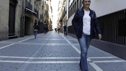 """Marisa De Simón: """"En momentos duros nuestros dos votos se quedaron solos"""""""