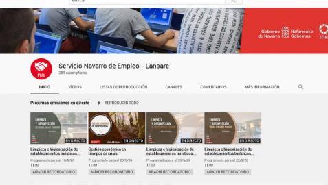 El Sne Lanza Cursos De Formacion Digital Para 2 000 Personas Noticias De Navarra En Diario De Navarra
