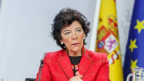 Isabel Celáa:
