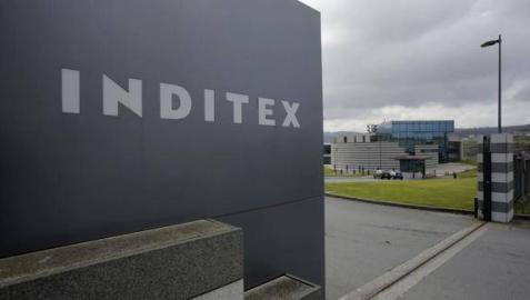 Sede de Inditex en Arteixo, Galicia.