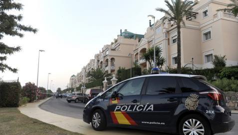 Fallece un hombre tras recibir un disparo en Marbella