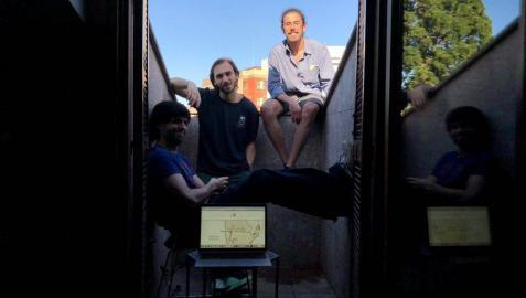 Tres alumnos de la Universidad de Navarra lanzan una editorial